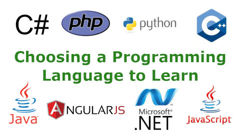 Choosing a Programming Language to Learn