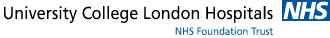Logo of the University College London Hospital NHS Trust