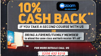 2021 New Year Promotions - we are providing 10% cashback