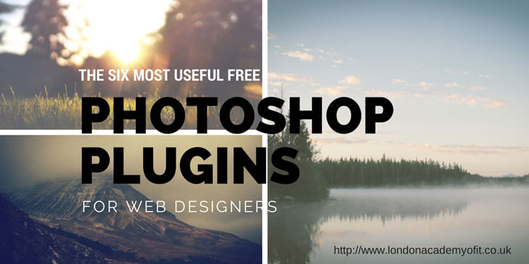 This list of the top free plugins will make it quicker and easier to create web designs and digital elements in Photoshop.