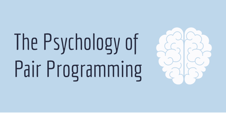 There's been some fascinating research into why programming in pairs is great for professionals and students alike.